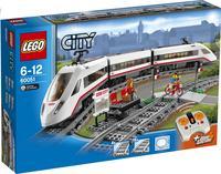 [Nord / Frontaliers Belgique] -15% sur tous les jouets à partir de 50€ d'achats - Ex : Lego City 60051 TGV