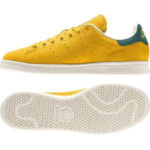 Baskets Adidas Stan Smith - Jaune