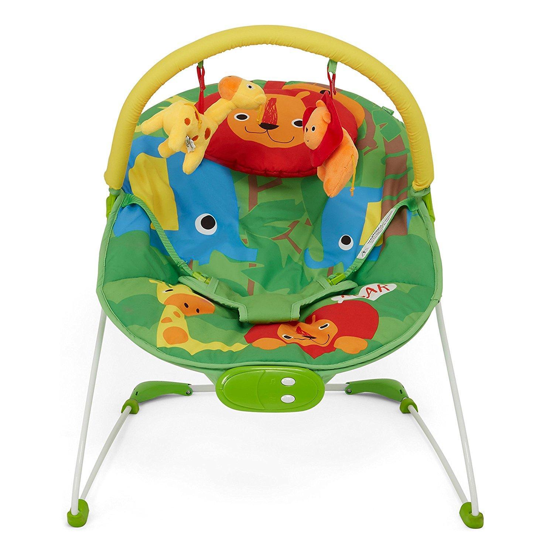 Balancelle bébé musical Mothercare Safari
