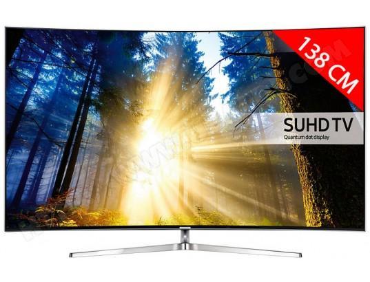 "TV LED 55"" Samsung UE55KS9000T - Incurvé, Smart TV, 4K"