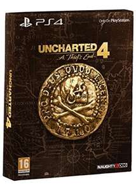 Uncharted 4 : A Thief's End - Edition Spéciale sur PS4