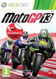 MotoGP 13 sur Xbox 360
