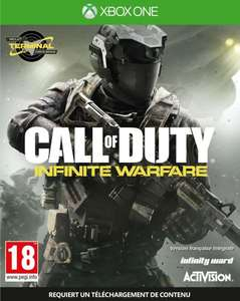 Call of Duty - Infinite Warfare sur Xbox One ou PS4