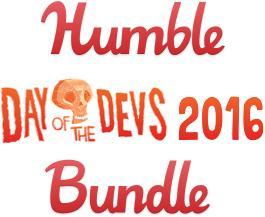"""Humble """"Days of the Devs 2016"""" Bundle - 7 Jeux sur PC (Dématérialisés - Steam)"""