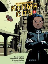 BD Karma City gratuit sur iOS