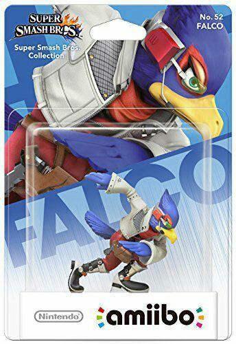 Promotion sur une sélection d'Amiibo - Ex: Falco Super Smash Bros