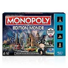 Jeu de société Monopoly Monde