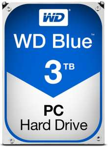 "Disque dur interne 3.5"" Western Digital Blue - 3 To"