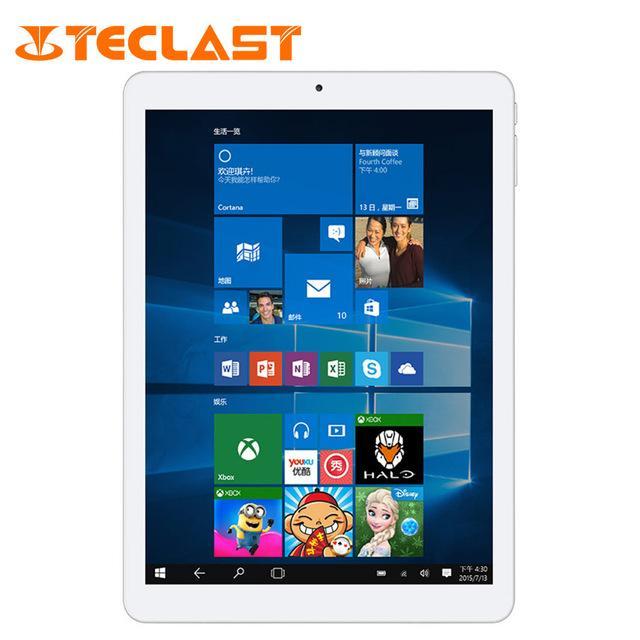 "Tablette 9.7"" Teclast X98 Plus II - 4 Go de Ram, 64 Go, Windows 10 et Android 5.1"