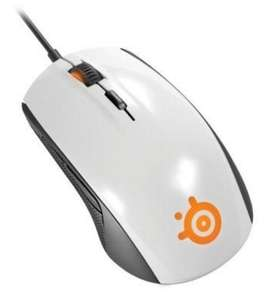 Souris Steelseries Gaming Rival 100 - Blanche