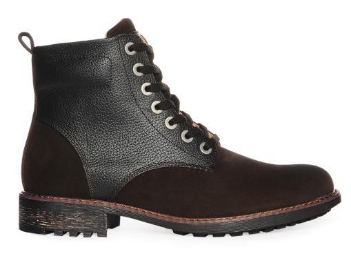 50% de réduction sur une sélection d'articles - Ex: Boots homme Malboro Classics