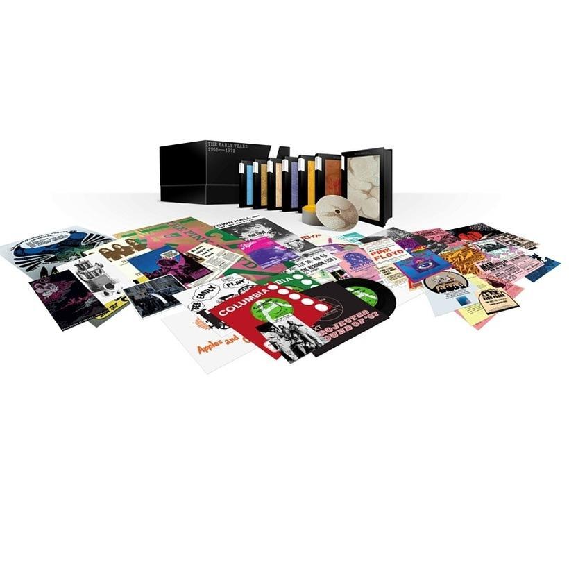 Pink Floyd The Early Years 1965-72 - Édition Limitée (10CD, 9 DVD, 8 Blu Rays, 5 Vinyles)