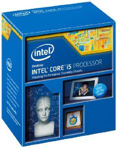 Processeur Intel Core i5 4670K 3.4 GHz (Frais de port : 6.92€)