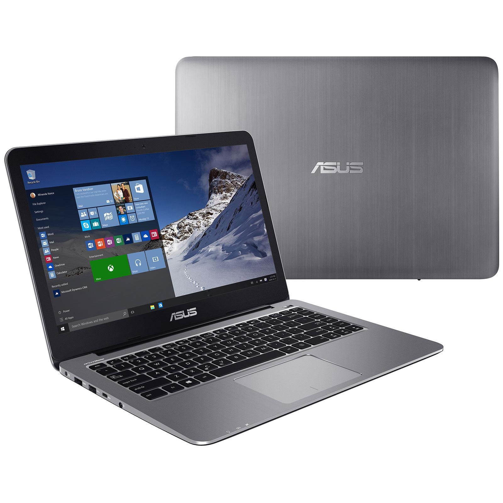 """PC portable 14"""" full HD Asus L403SA-FA0083T (N3700, 4 Go de RAM, 128 Go eMMC)"""