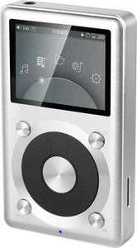 Baladeur audiophile MP4 Fiio X1 (V1) - argent