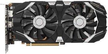 Carte graphique MSI GeForce GTX 1060 OC V1 - 6 Go
