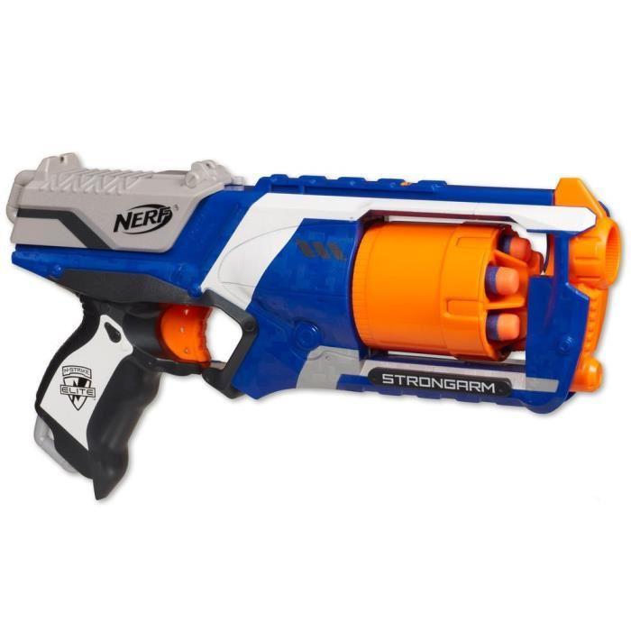 30% de réduction sur une sélection de jouets Nerf - Ex : Elite Strongarm Xd