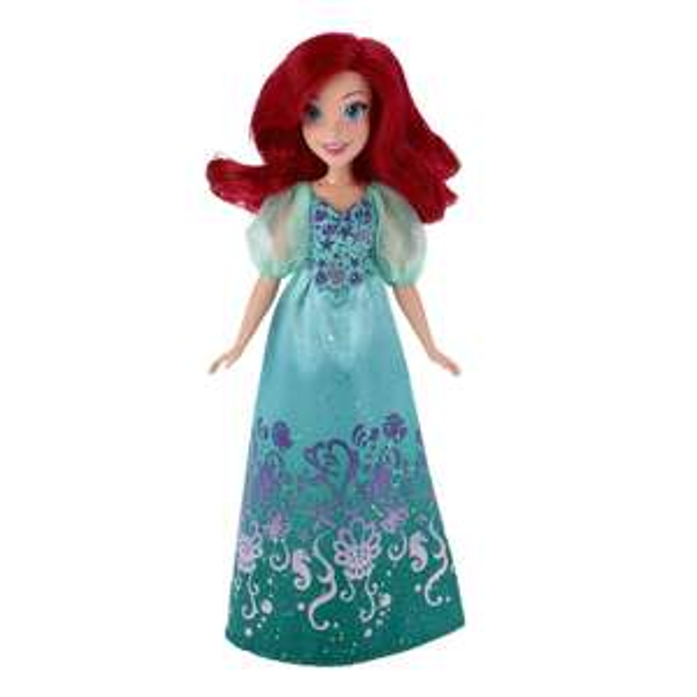Semaine Disney Princesses : Jusqu'à 40% de réduction sur une sélection de poupée- Ex : Poupée Ariel - Poussière D'Etoiles