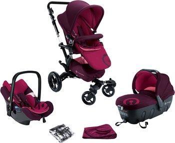 Sélection de poussettes Concord en promotion - Ex : set Neo Mobility Candy (rose)