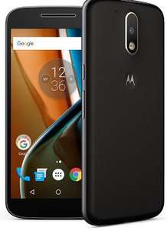 "Smartphone 5.5"" Full HD Lenovo Moto G4 (16 Go, 2 Go RAM, 13 Mpix, Dual Sim, Port SD)"