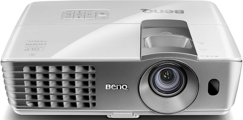 Vidéoprojecteur BenQ W1070+  - DLP, 3D Blu-ray, FullHD