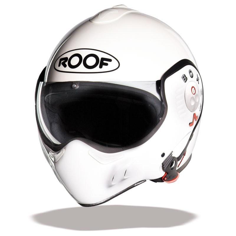 Casque Roof Ro5 Boxer V8 Blanc