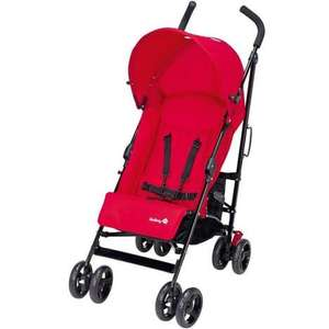 Poussette Canne Mulitposition Safety First Slim - Rouge