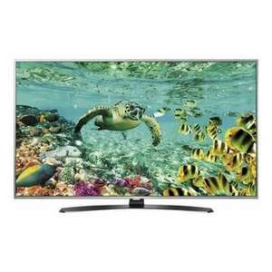 "TV 49"" LG 49UH668V - 4K UHD, HDR, SMART TV (via ODR de 80€)"