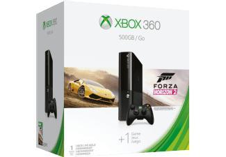 Pack Console Microsoft Xbox 360 - 500 Go + Forza Horizon 2
