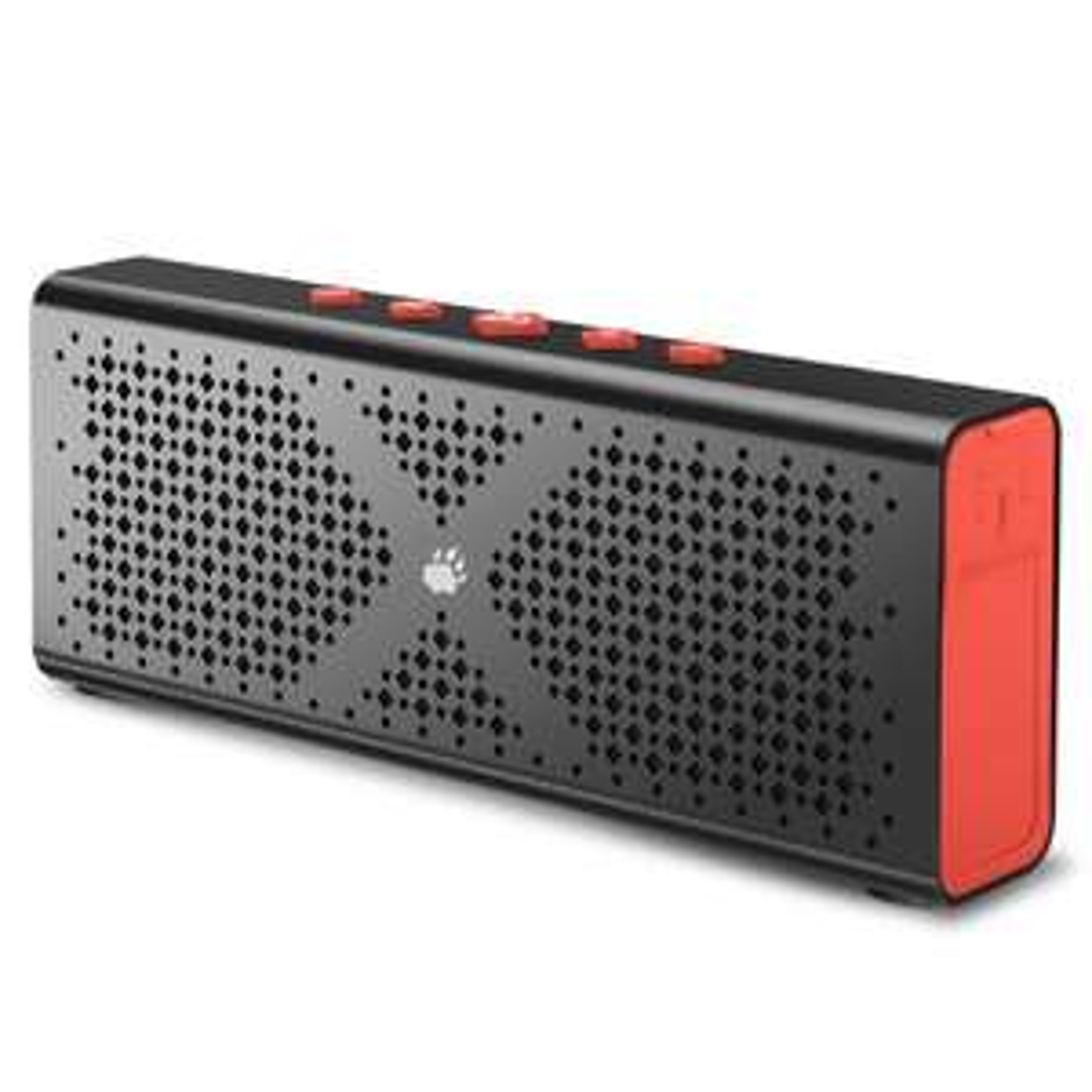 Enceinte Sans-fil BlitzWolf BW-F1-R Noir / Rouge - Bluetooth, 2600mah