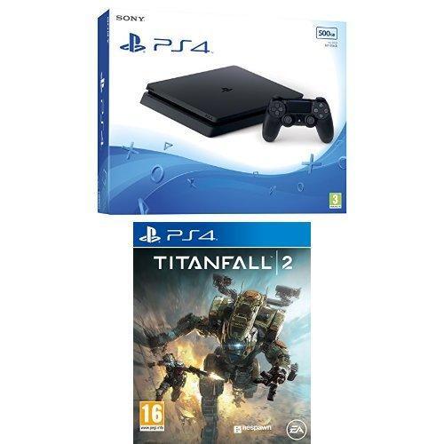 Sélection de Packs PS4 en promo - Ex : Console PS4 Slim 500 Go + Titanfall 2