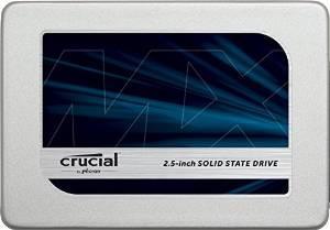 "Pack SSD interne 2.5"" Crucial MX300 (TLC 3D) 525 Go + Carte graphique passive MSI GeForce GT 710 - 1 Go  -"