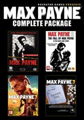 Max Payne Intégrale Dematérialisé (sur PC)
