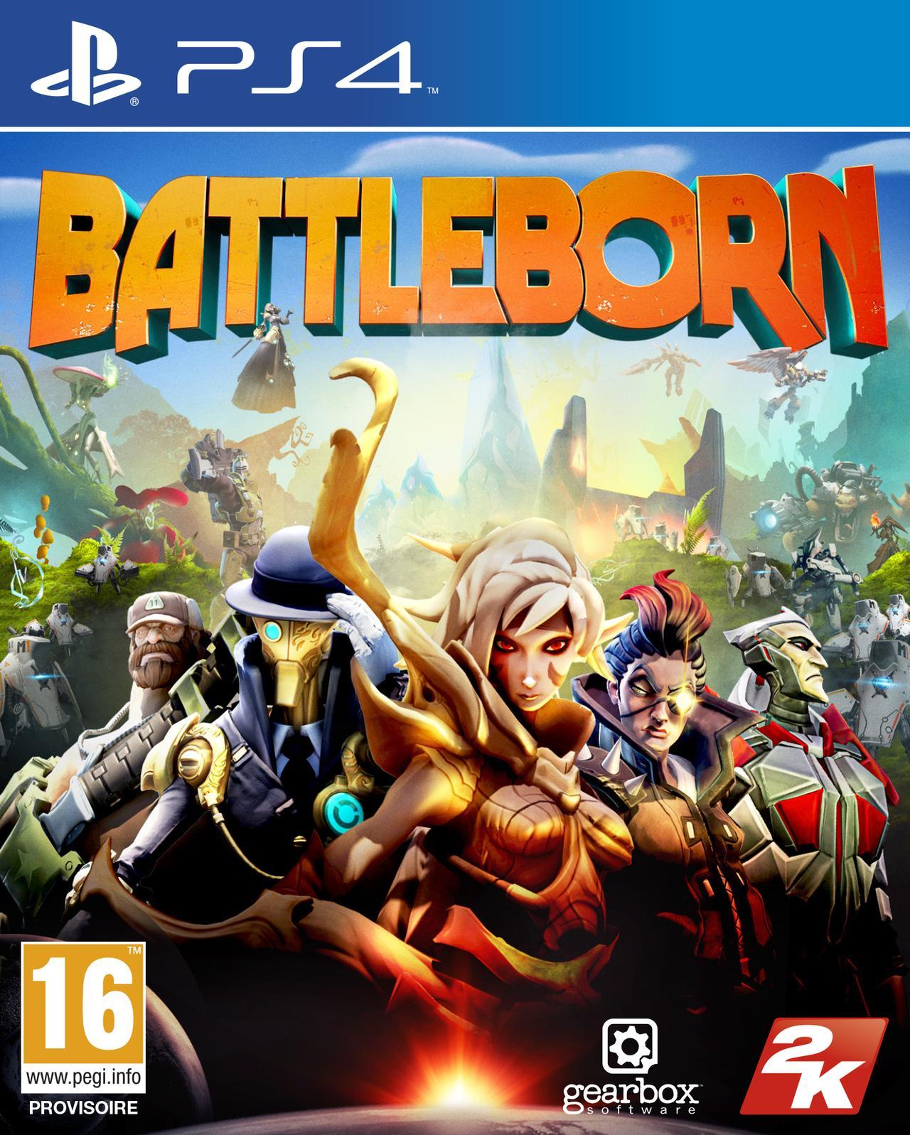 Battleborn sur PS4 et Xbox One