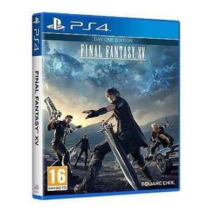 Jeu Final Fantasy XV sur PS4 ou Xbox One