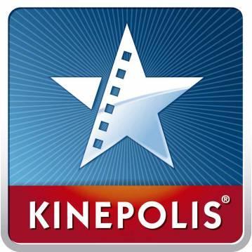 Place de cinéma Kinépolis (valable 5 mois après l'achat)
