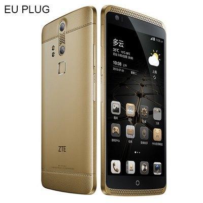 "Smartphone 5.2"" ZTE Axon Mini Ram 3Go, 32 Go, FHD Super Amoled, 4G (B20), 2800 mAh"