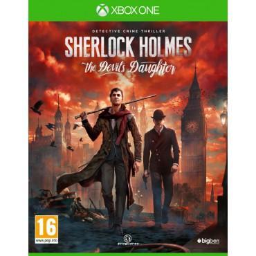 Sherlock Holmes: The Devil's Daughter sur PS4 et Xbox One