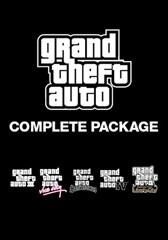 PC Grand Theft Auto sur PC Dematerialisé (5 Jeux Steam)