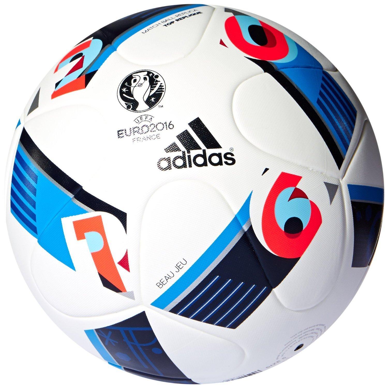 Ballon de football Adidas Beau Jeu UEFA EURO 2016 - Top Replique (AC5450)