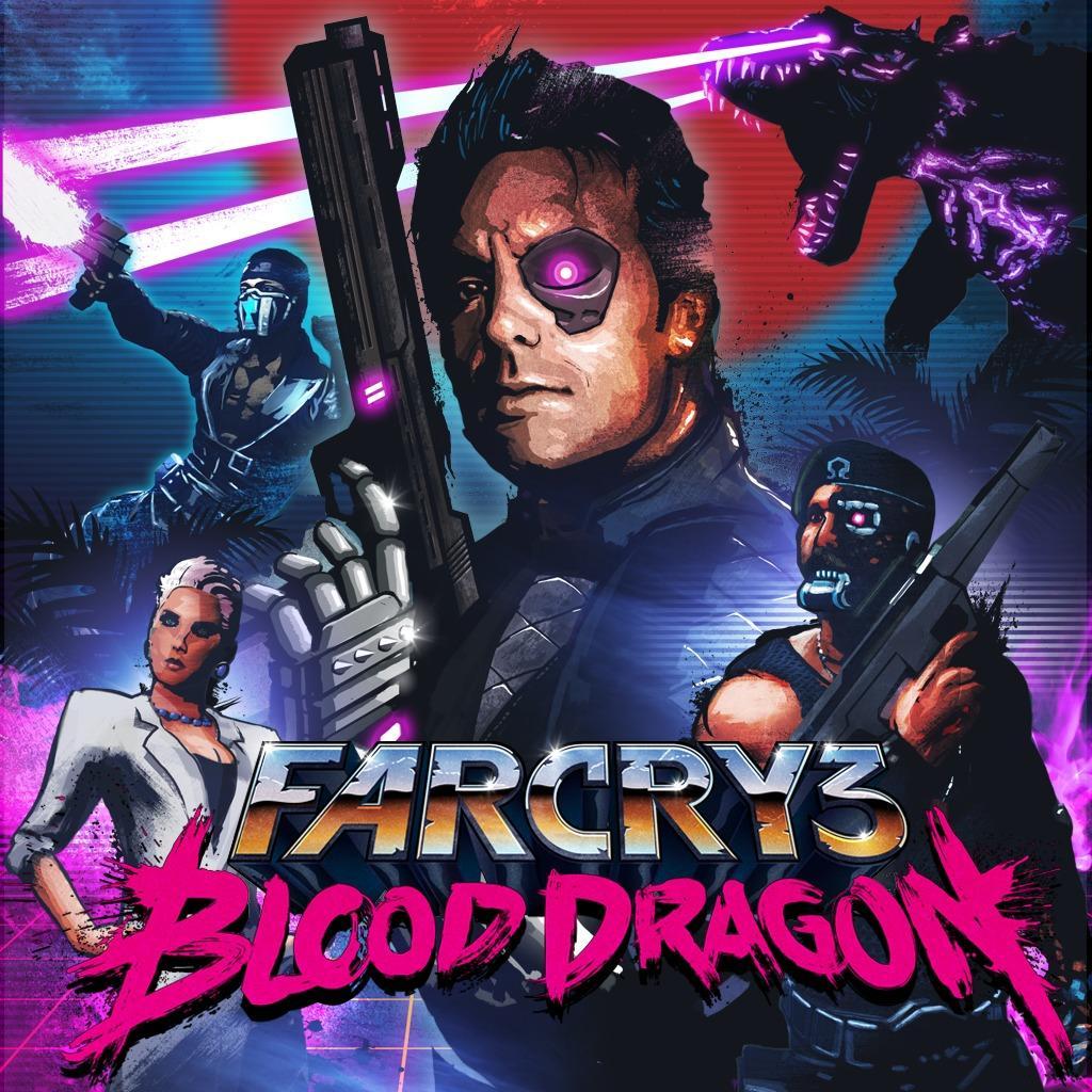 Far Cry 3 Blood Dragon gratuit sur PC (Dématérialisé - Uplay)