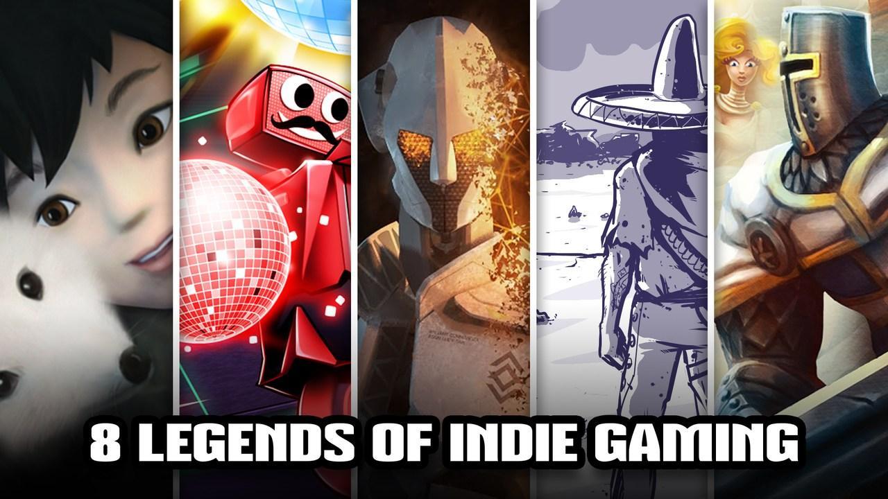 Bundle de 8 jeux vidéo indépendant Indie Legends 5 (dématérialisés, Steam)