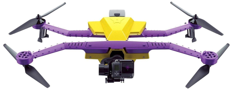 Drone pour sports extrêmes AirDog AD10