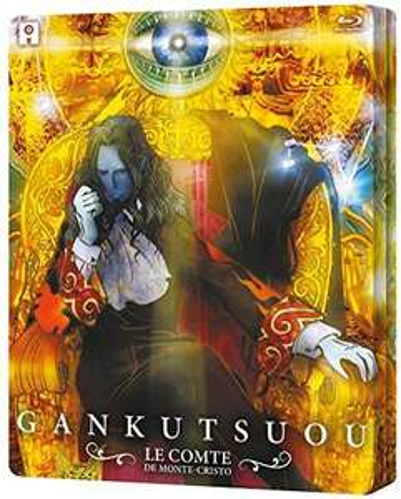 Coffret Blu-ray Gankutsuou Le Comte de Monte-Cristo en édition Collector Steelbook - L'Intégrale