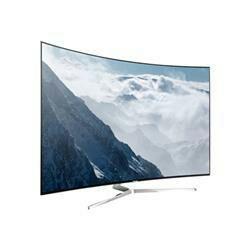"""TV LED 55"""" incurvée Samsung UE55KS9000T - SUHD 4K, Smart TV, Quantum Dots 10 bits, HDR 1000, Supreme UHD dimming"""