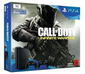 [Précommande] Pack Console PS4 Slim - 1To + Call of Duty: Infinite Warfare + 1 Manette supplémentaire