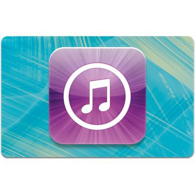 -30% sur les cartes iTunes en magasin : 50€ pour 35€ et 25€