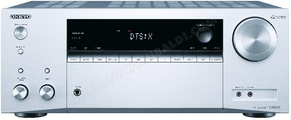 Ampli Tuner 7.2 HC Onkyo TX-NR555 - Argent