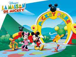 """Livre + DVD """"La Maison de Mickey"""" / Frais de port inclus"""