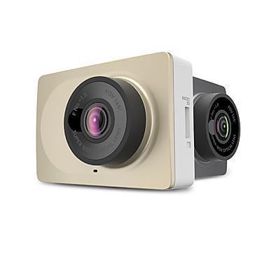 """Caméra DashCam 2.7"""" Xiaomi Yi Smart Car DVR (Version chinoise, Coloris au choix) - Wi-Fi, 1080p, 60fps, Vision nocturne"""